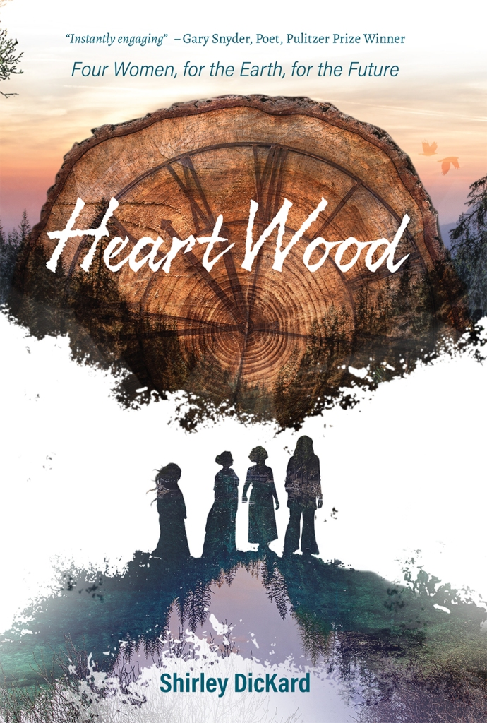 Heart Wood Book Cover